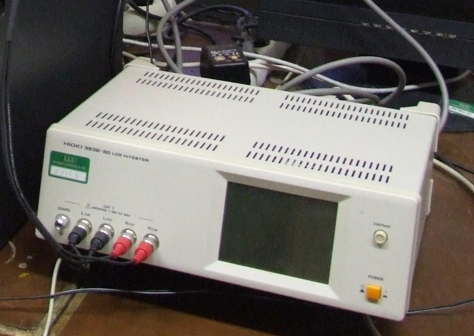 Heat flow meter