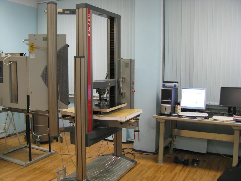 Universal testing machine Zwick 100