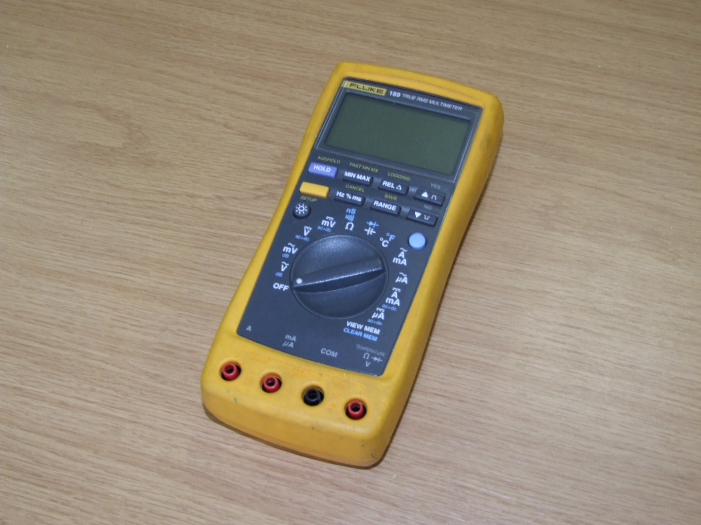 Multimeter Fluke 189