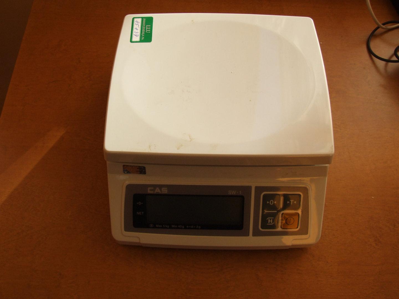 Weighing-machine CAS AW-5(5kgX1g)Lat+1/D