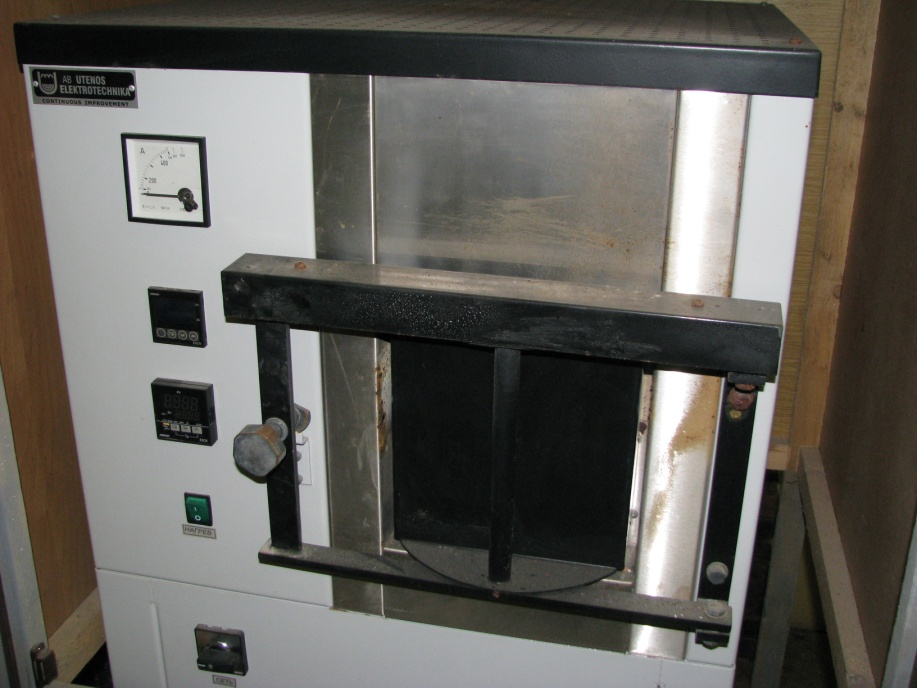 High temperature furnace SNOL1600