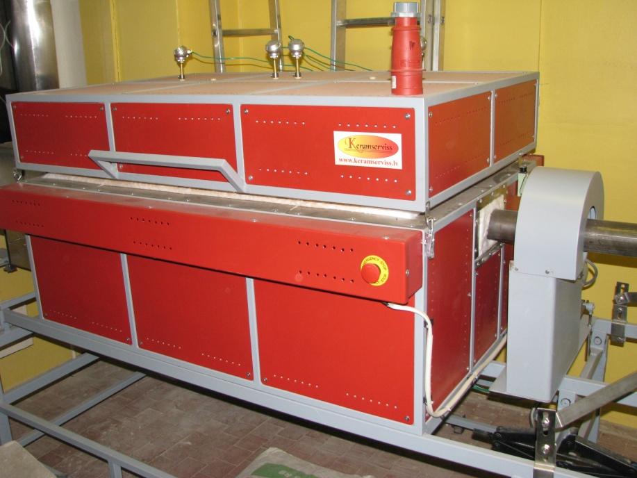Rotary furnace KRL
