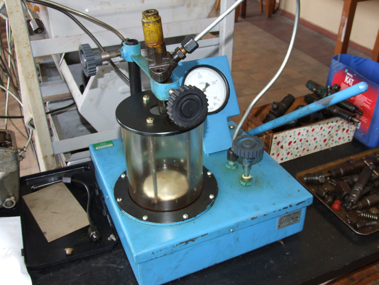 Diesel Nozzle Tester