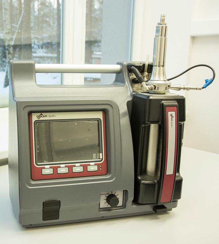 Electrical Low Pressure Impactor