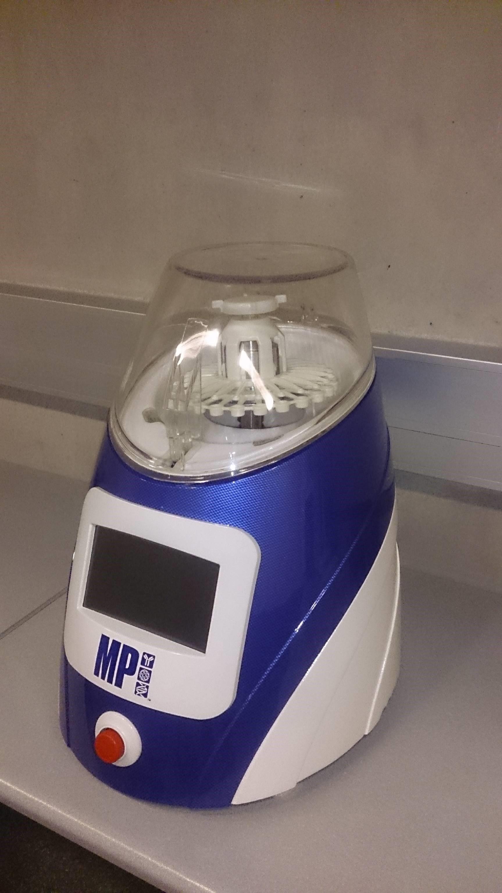 Sample homogenizer FastPrep-24™ 5G, MP Biomedicals