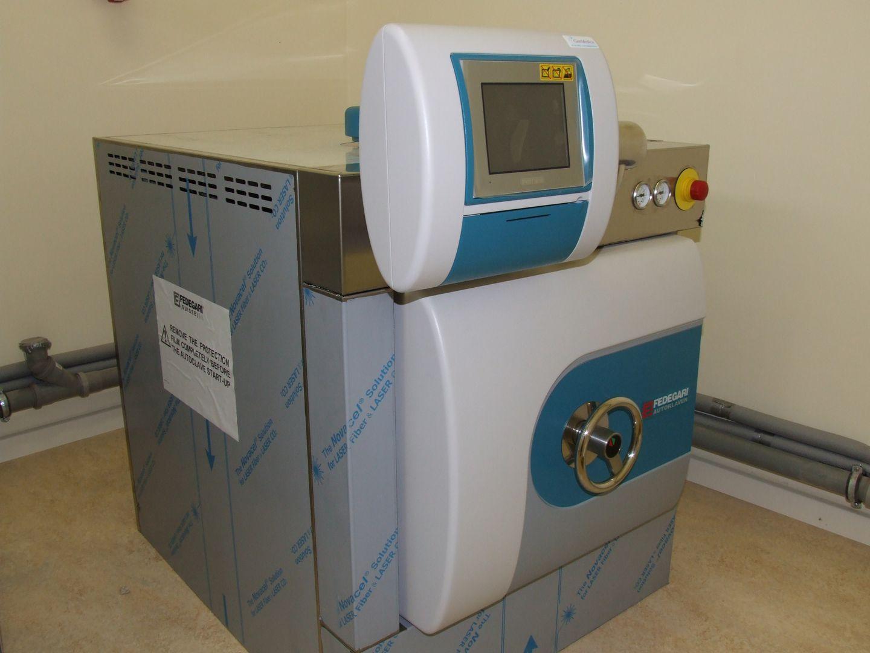 Autoclave Fedegari 80L