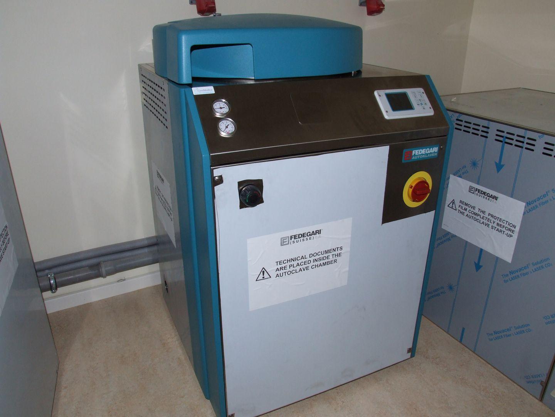 Autoclave  Fedegari 140L
