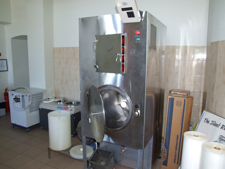 Microwave Vacuum Oven Muson-1