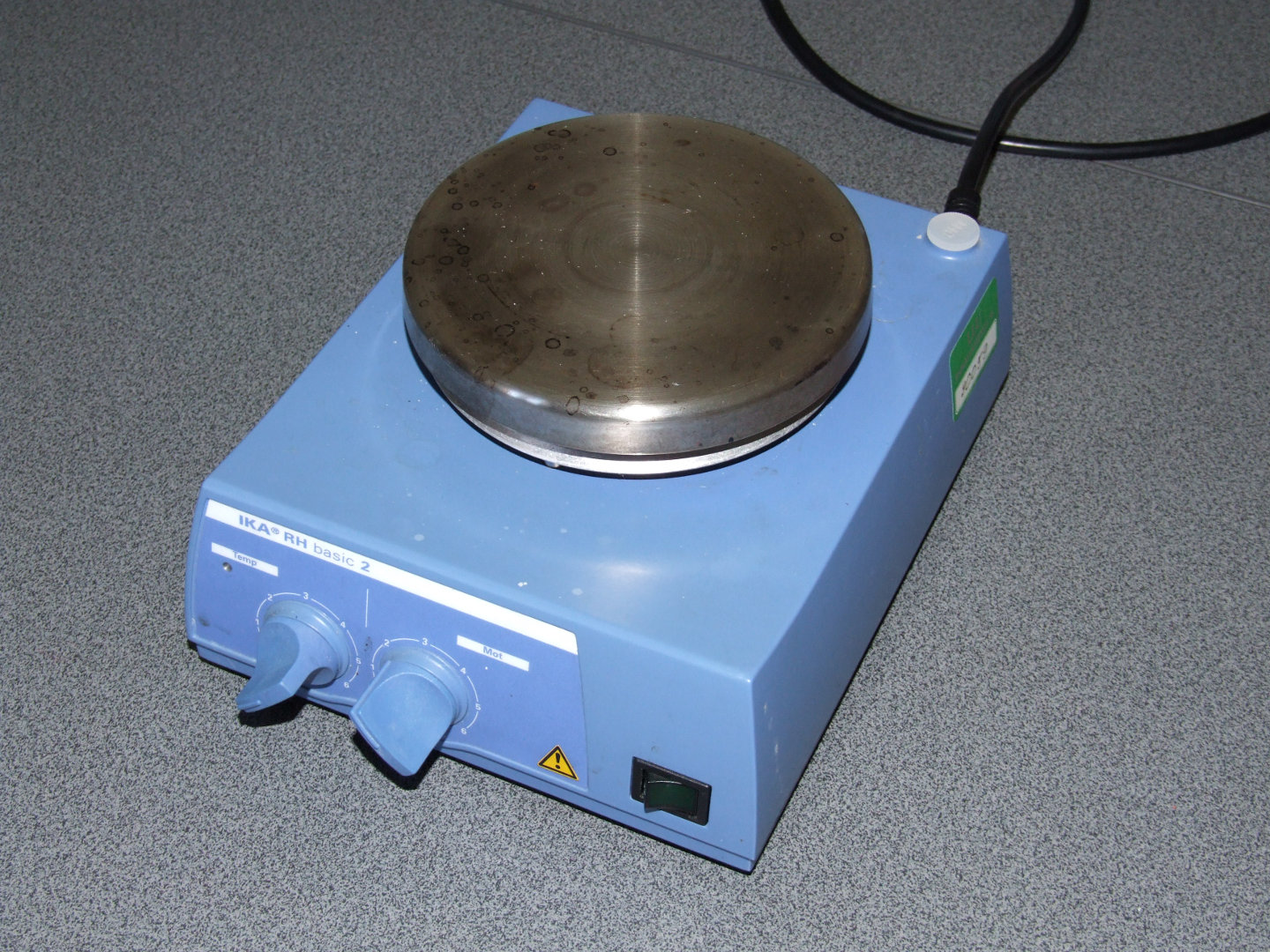 Magnetic stirrer RH basic 2 IKA