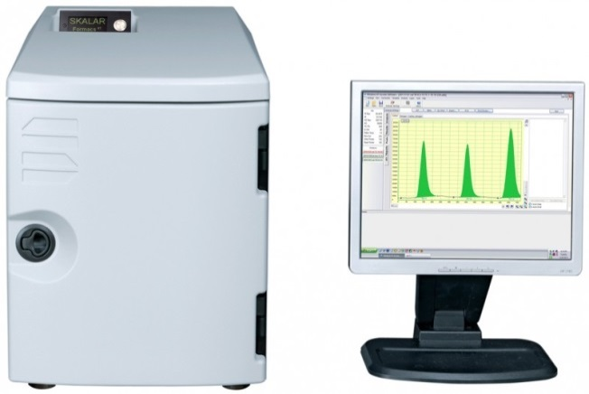 TOC/TN analyser