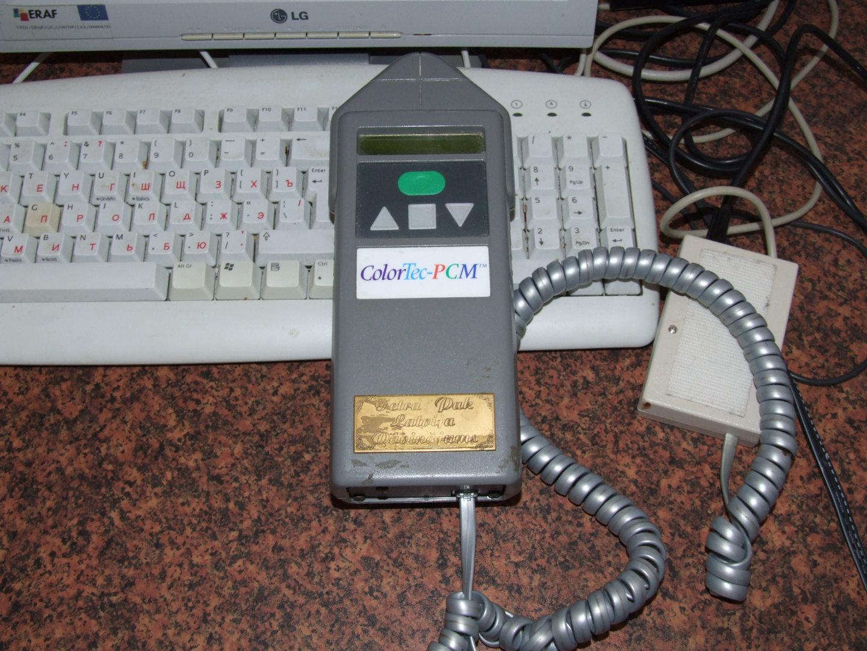 Colour Tec PCM /PSM (CIE Lab system)