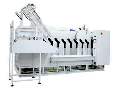 Universal fiber processing complex