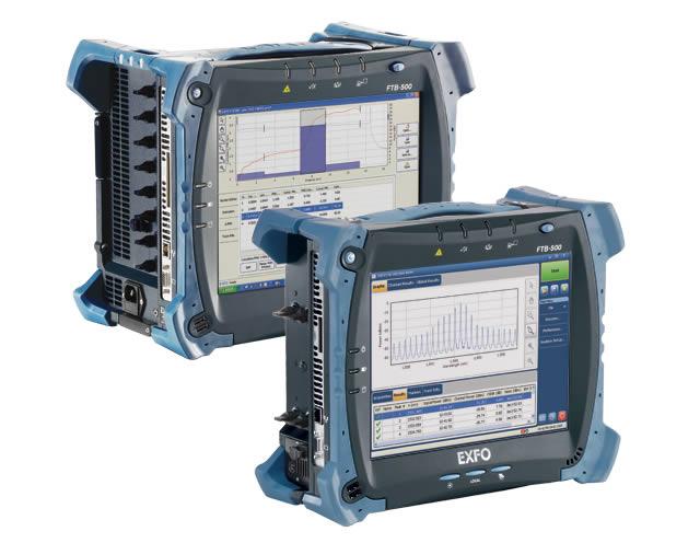 polarization mode dispersion (PMD) meter analyzer kit in FTB-500 platform