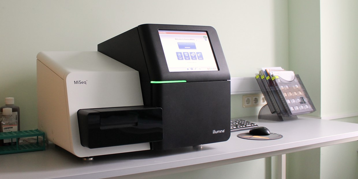 Illumina MiSeq next generation sequencer