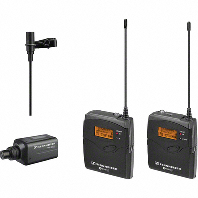 transmitter and receiver kit for remote sound transmission ew100-ENG G3