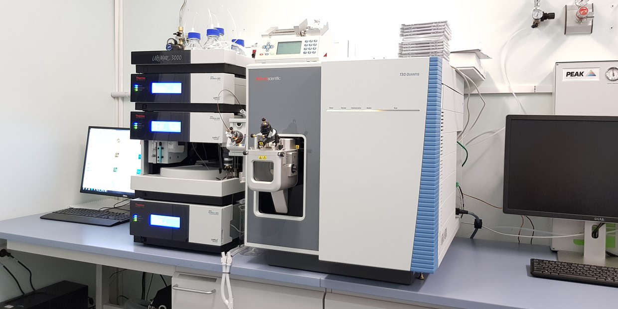 Thermo TSQ Quantis™ Triple Quadrupole Mass Spectrometer