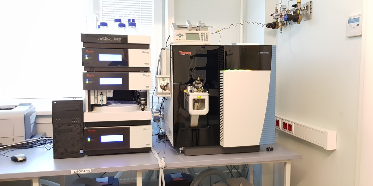 Thermo TSQ Quantiva™ Triple Quadrupole Mass Spectrometer