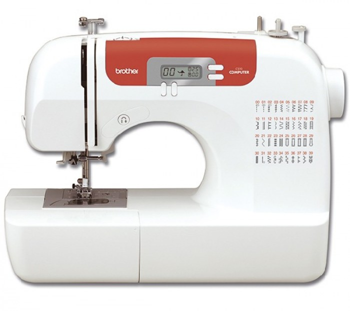Brother cs10v computerized sewing machine