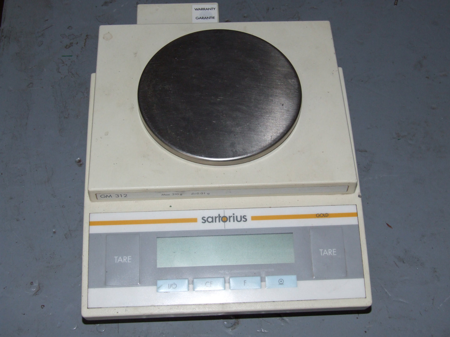 Scales with software