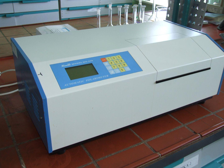Auto digital polarimeter
