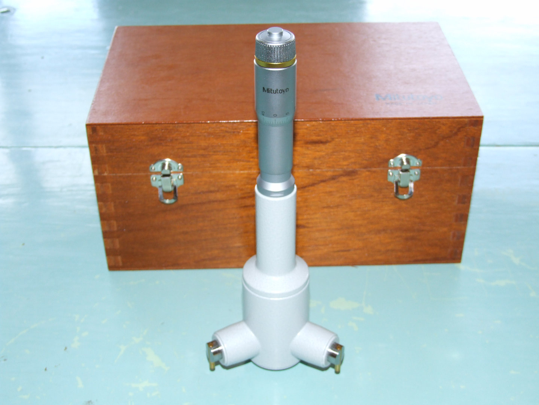 Three-Point Inside Micrometer 100-125 mm