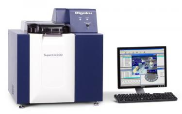 X-ray fluorescence (XRF) spectrometer Supermini200