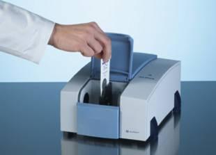 Infrared ray spectrometer Alpha