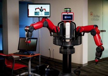7DOF industrial robot - Baxter Research Robot