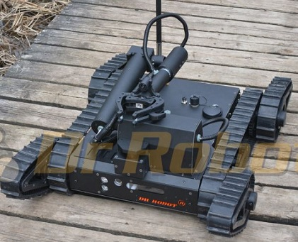Jaguar V4 Mobile Robotic Platform