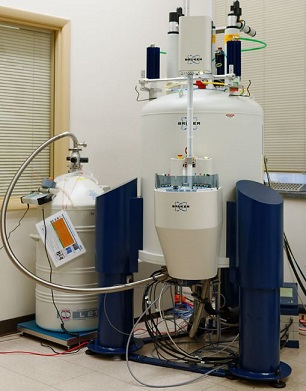 500 Mhz Nuclear Magnetic Resonance Spectrometer
