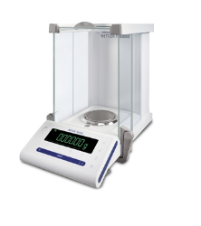 Part of the thermoplastic processing line, Analytical balance