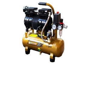 Silent 10-1 EXC Alfatek Air Compressor