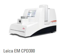 Leica EM CPD300, Leica Microsystems