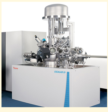 X-ray photoelectron spectrometer (XPS) ESCALAB Xi+ with additional Auger electron spectrometry module and TOF.SIMS 5 secondary ion mass spectrometer (ToF-SIMS)