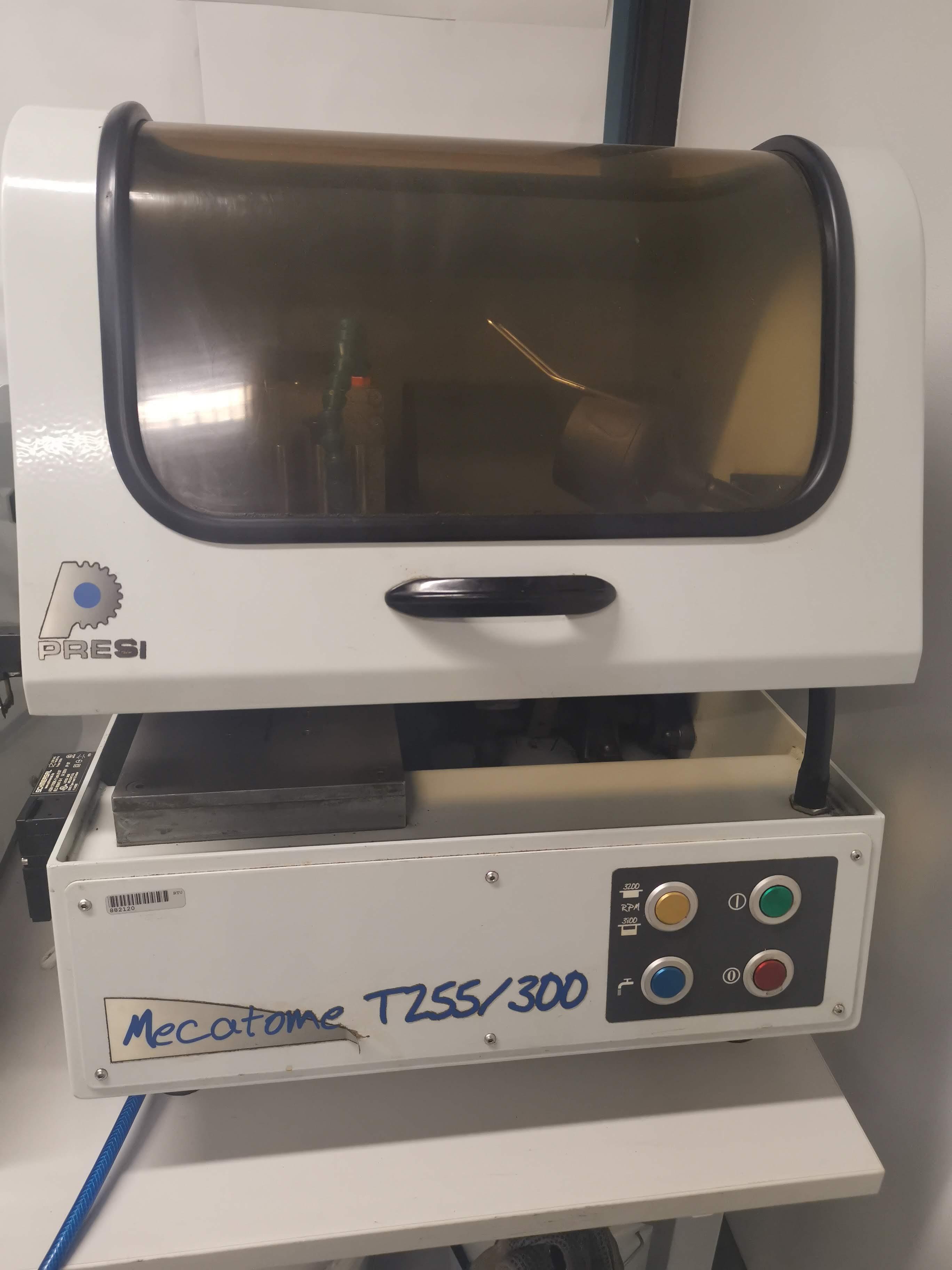 Abrasive Cutting Machine PRESI Mecatome T255/300