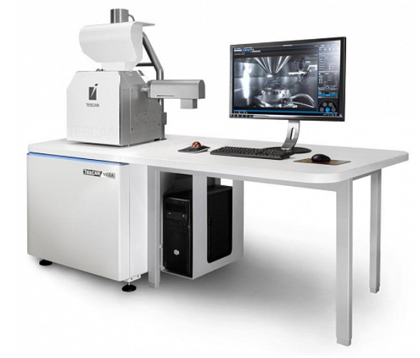 Small microstructure analysis equipment (Scanning Electron Microscope (SEM)) VEGA LMS