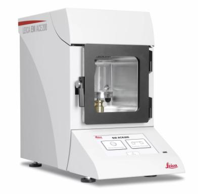 Carbon film coating equipment for SEM sample preparation in EM ACE200