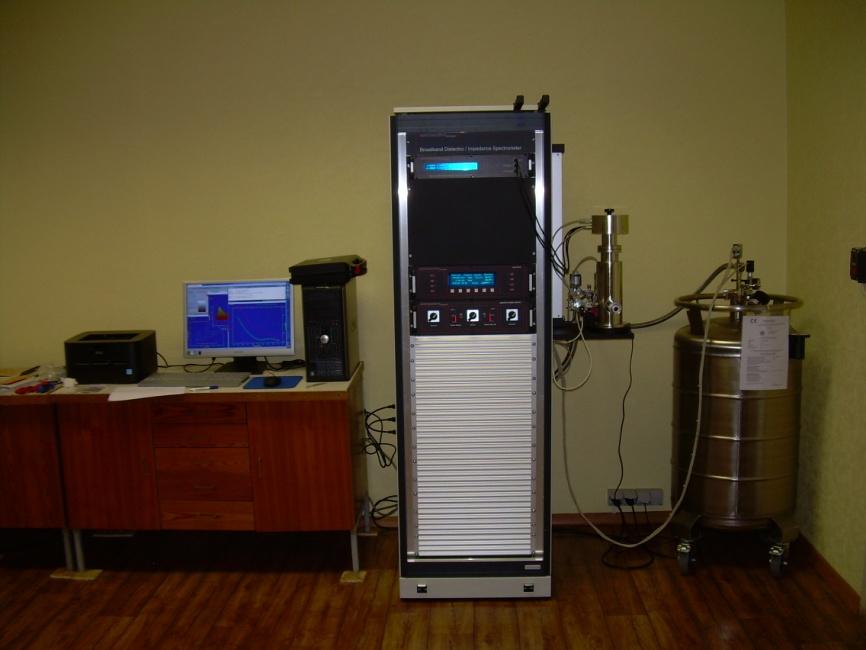 Broadband Dielectric Spectrometer