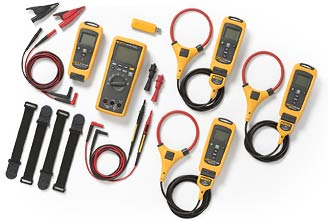 Portable three phase energy and power quality analyzer 3000s