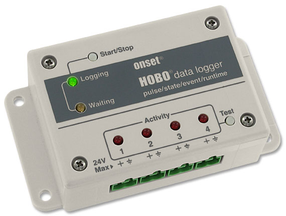Hobo Data Logger : Ac voltage current data logger usescience
