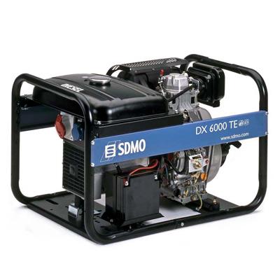 Generator DX6000TE