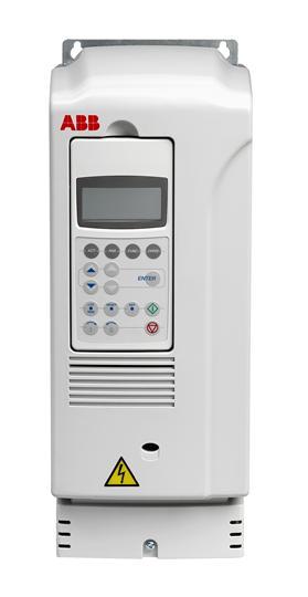 Liquid-cooled frequency converter ACS800