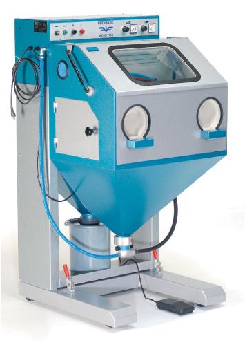 Micropeen Peenmatic 620 S Microblasting Equipment