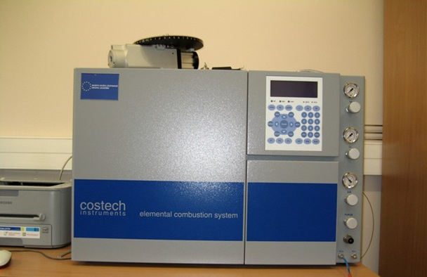 HromLab Costech Elemental Analyser - Elemental Combustion System