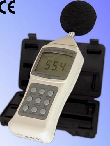 Greisinger GSH 8922 noise meter rental 24 h