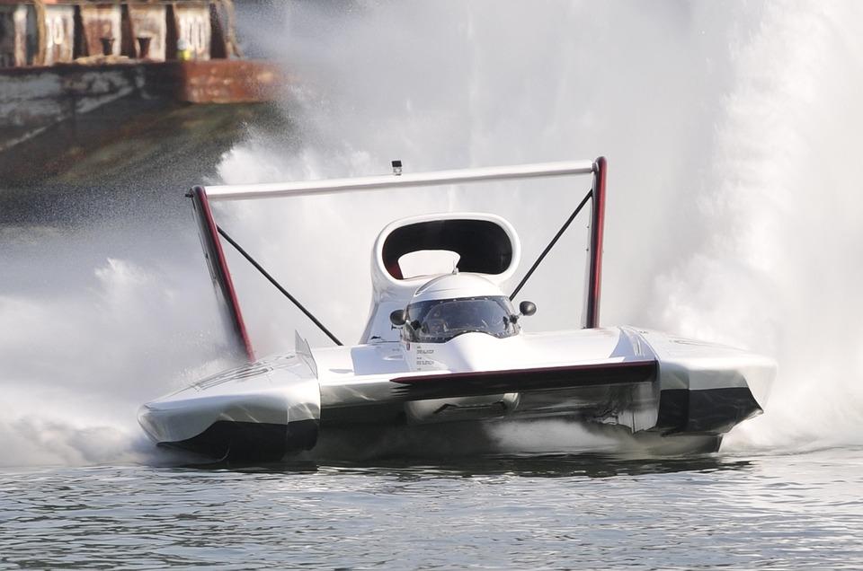Sport water boat