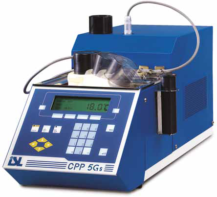 cloud point and pour point determination Ref 60300 nte 450 cpp for use on ac 230v – 50/60hz ref 60301 nte 450 pp for determination of pour point only / 115v – 50/60hz ref 60302 nte 450 cp for determination of cloud point only / 115 – 50/60hz (w) 270x (d) 500x (h) 600 mm (+/- 25kg.