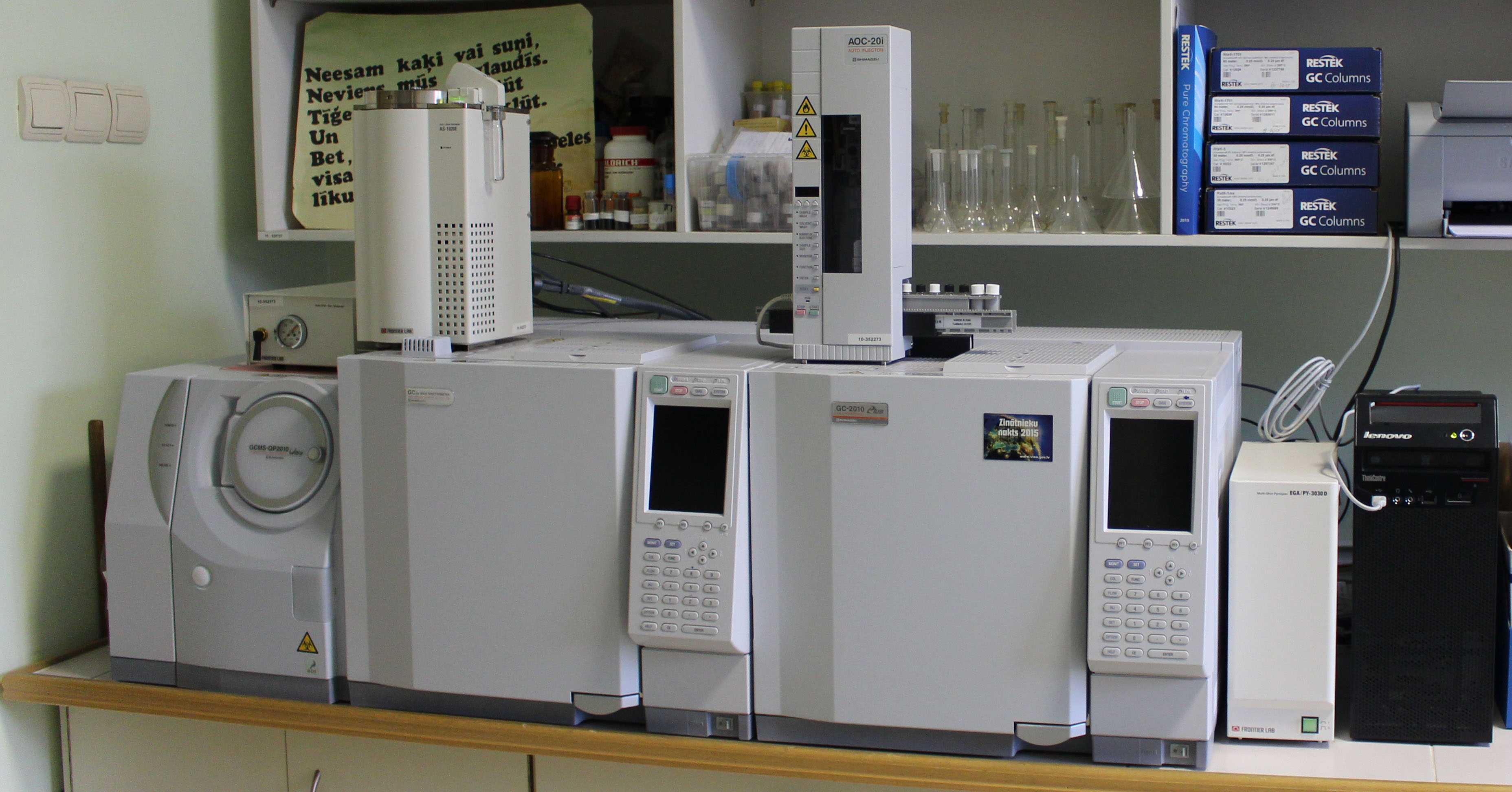 Heating And Cooling Units >> Analytical Pyrolysis (Py-GC/GC/MS) | UseScience