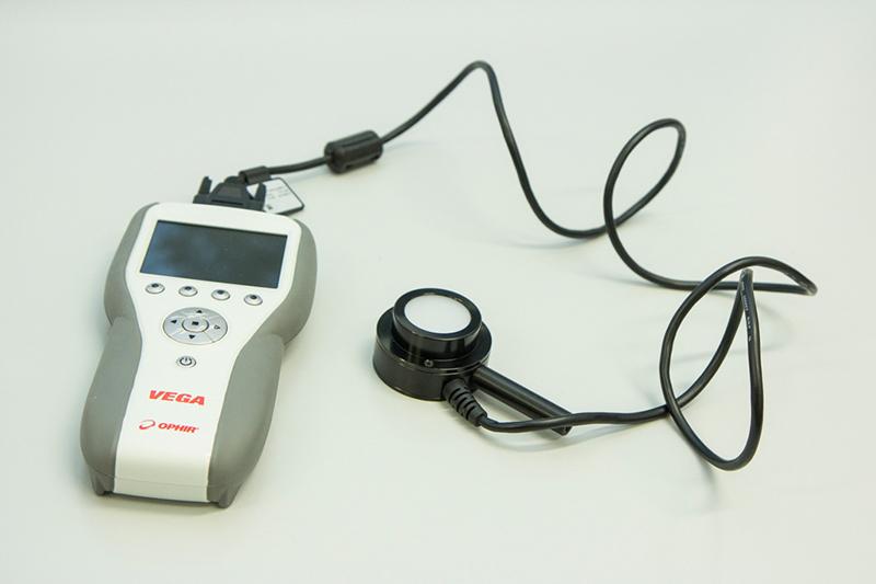 Ophir Power Meter And Power Head : Handheld laser power energy meter usescience