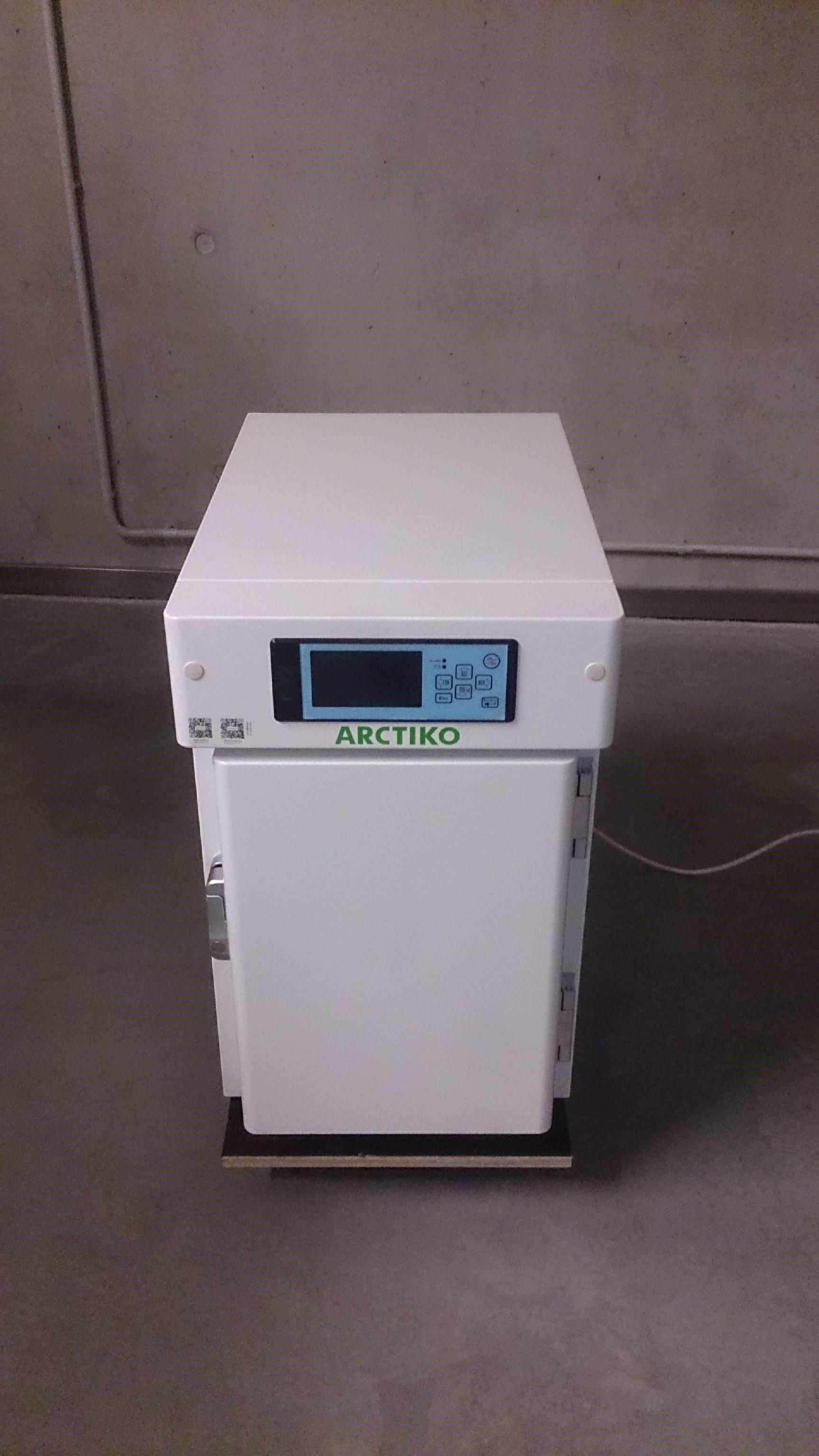 Ultra Low Temperature Freezer Uluf 15 Arctiko Usescience